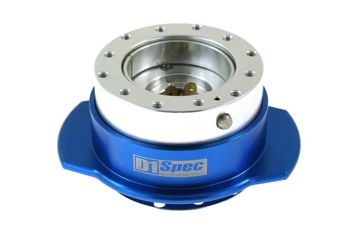 Naba Quick Release D1SPEC Blue II-GEN - GRUBYGARAGE - Sklep Tuningowy